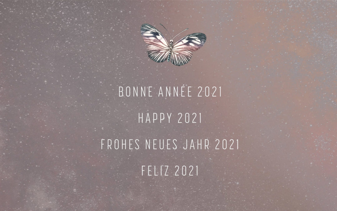 Happy New Year 2021 !