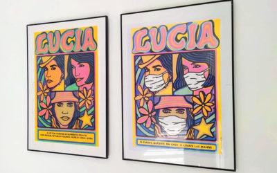 Notre travail actuellement exposé à La Havane