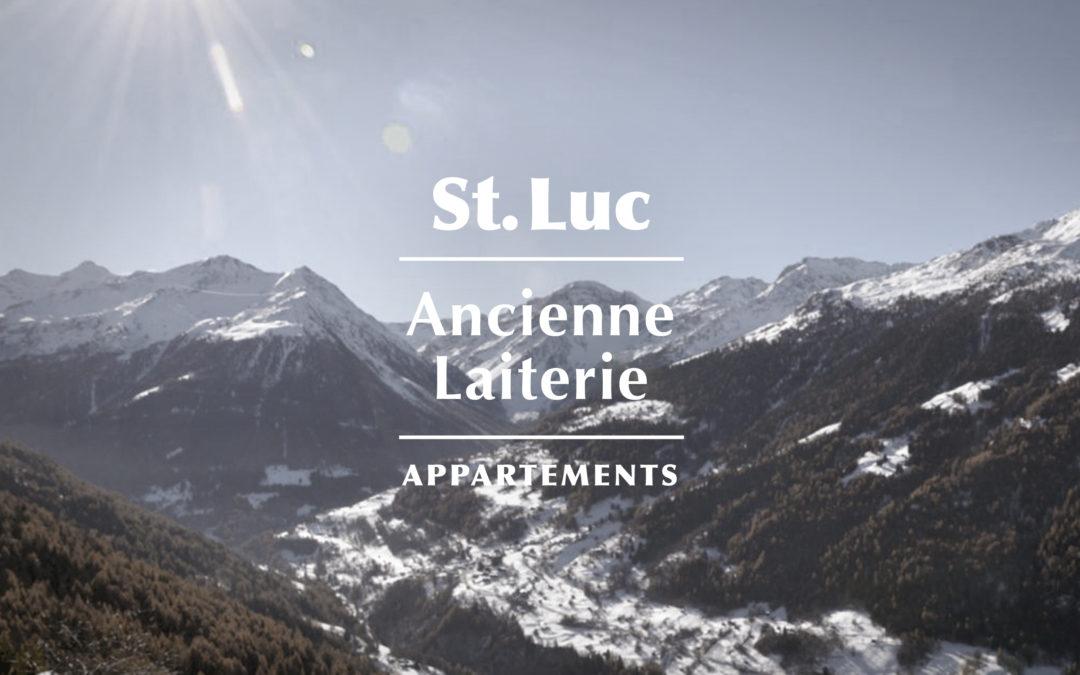 St. Luc Ancienne Laiterie Appartments