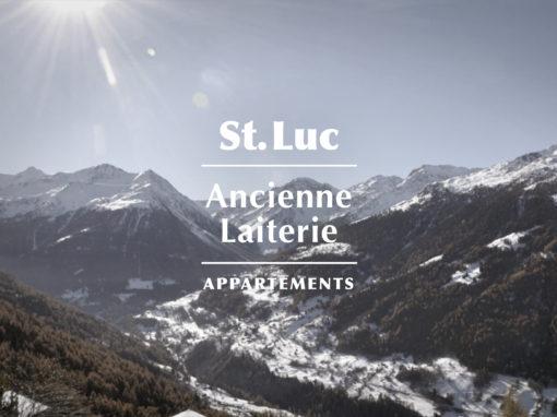 Appartements St. Luc – Ancienne Laiterie