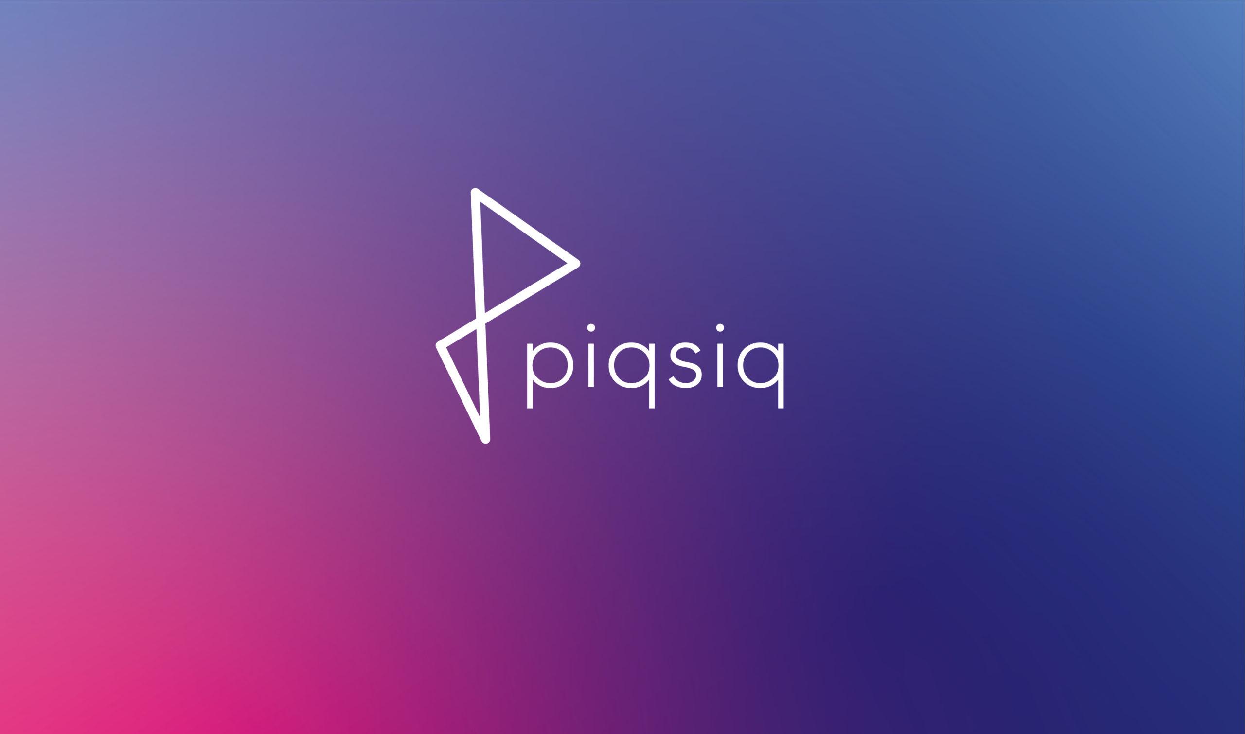 Piqsiq Logo. Design by Annick & Yannick.